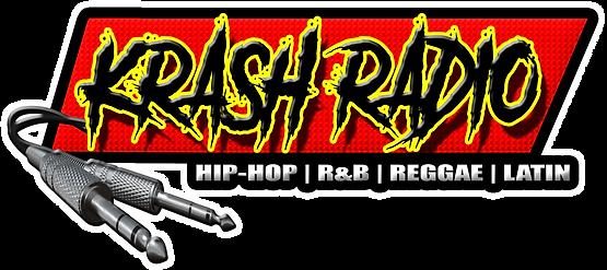 KRASH Radio LOGO (White Outline).png