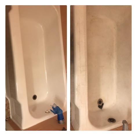 Tub Glazing