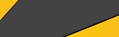 Dark gray and yellow background banner