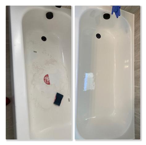 Tub Glazing 2