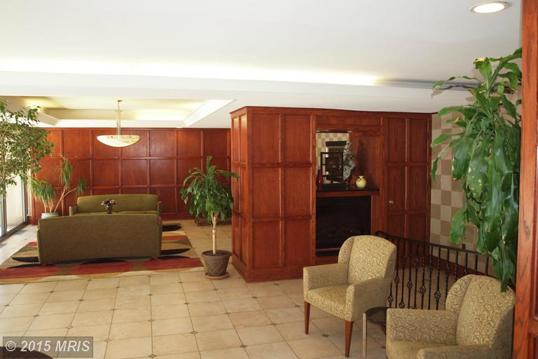 Our lobby with 24 hr front desk