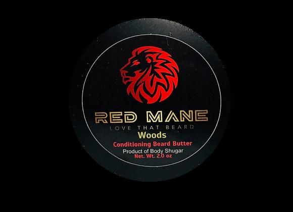 Woods Conditioning Beard Butter