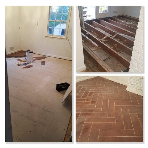 Flooring Design