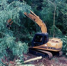 Case 9010B Hydraulic Excavator