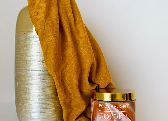 Golden Cashmere Whipped Soap Scrub