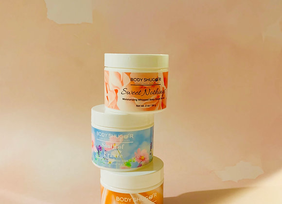 Soft and Silky Body Melt Tripack