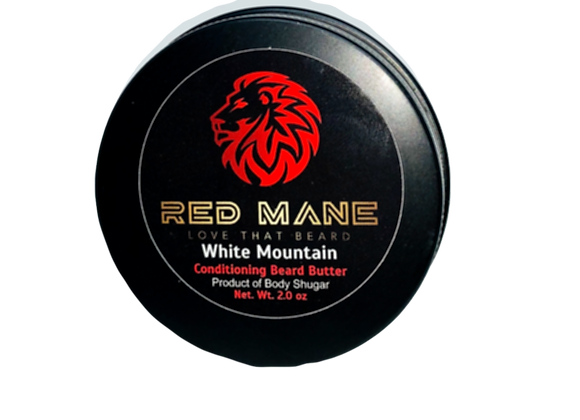 White Mountain Conditioning Beard Butter