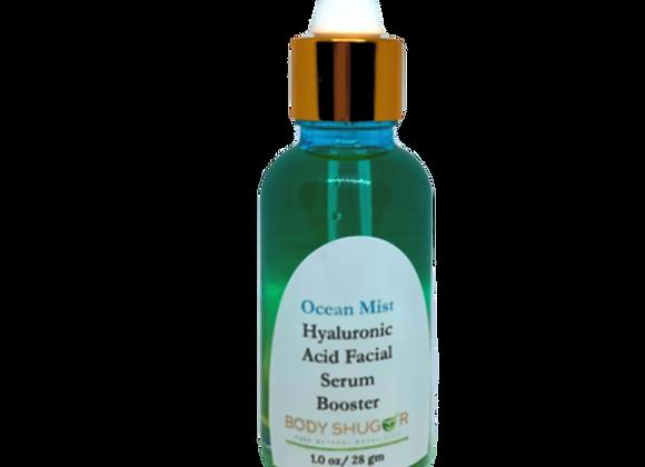 Ocean Mist Hyaluronic Acid Facial Serum Booster