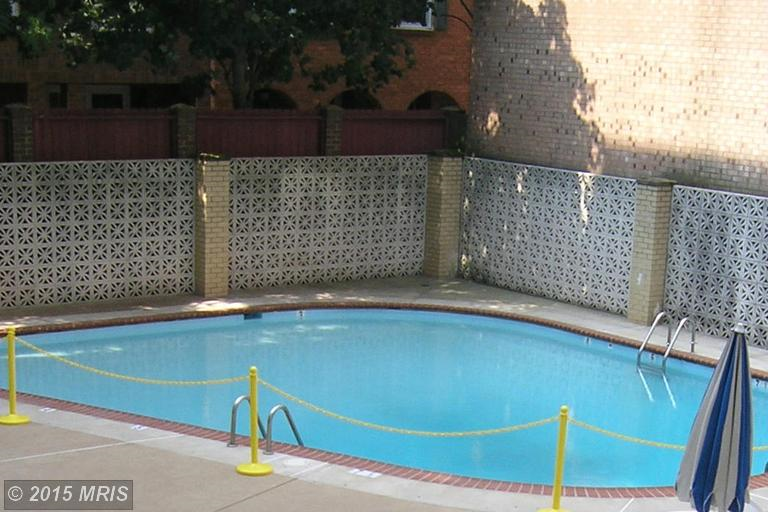 Our on-site outdoor swimming pool