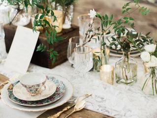 Festive table tips.