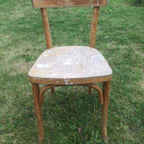 Vintage Thonet Chair.