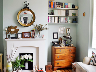 How to make your room look bigger!