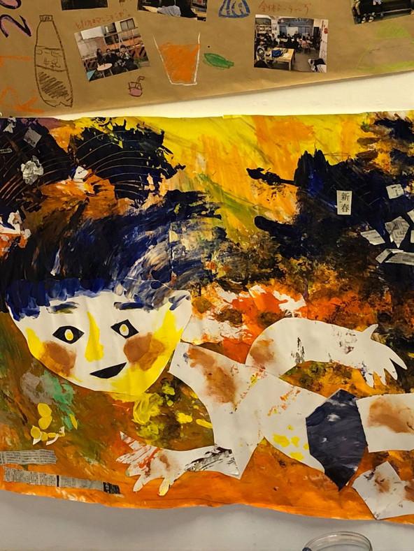2020神戸フリースクールアートパークフェスタ出展作品