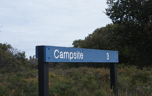 Stumpys Bay 3 Camping