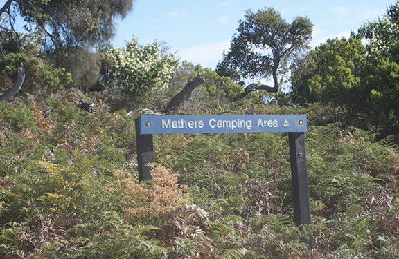 Mathers East Camping