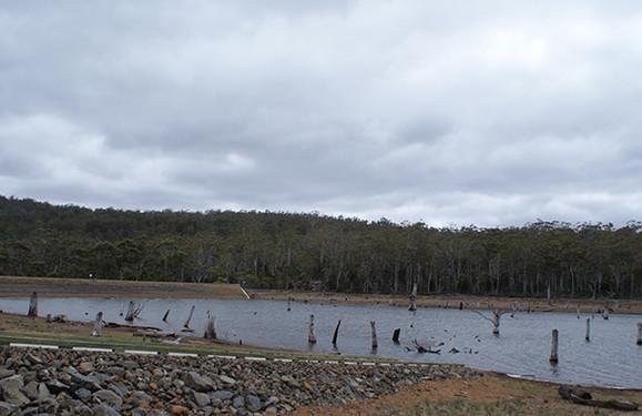 Lake Leake Camping