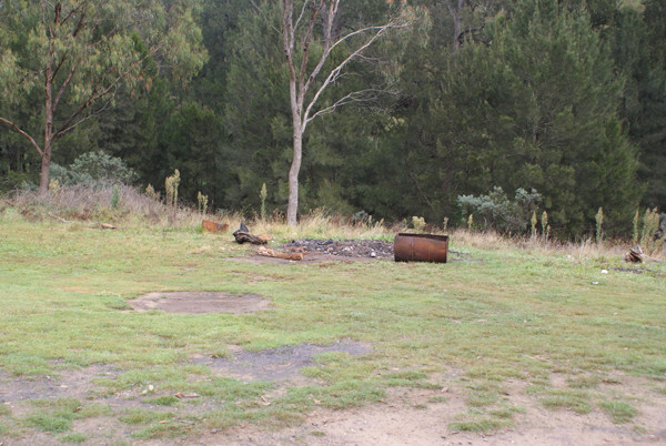Abercrombie Camping Ground