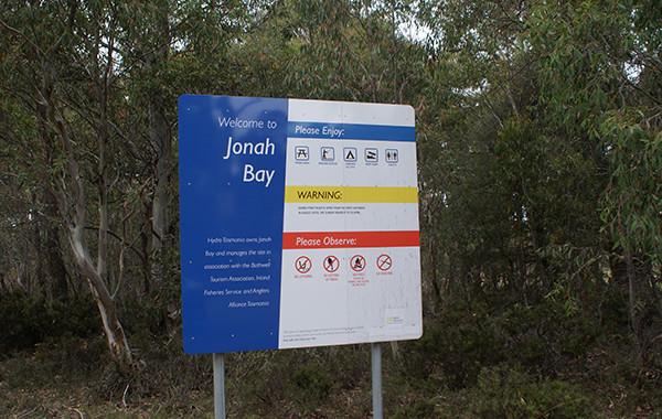 Jonah Bay Camping