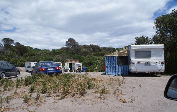 South Croppies Camping