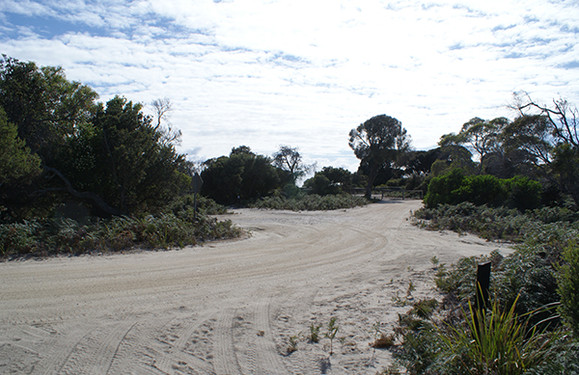 Waterhouse Point Camping