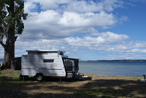 Gordon Foreshore Camping