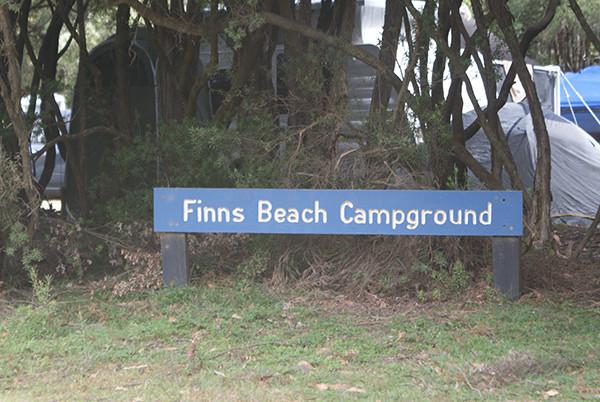 Finns Beach Camping