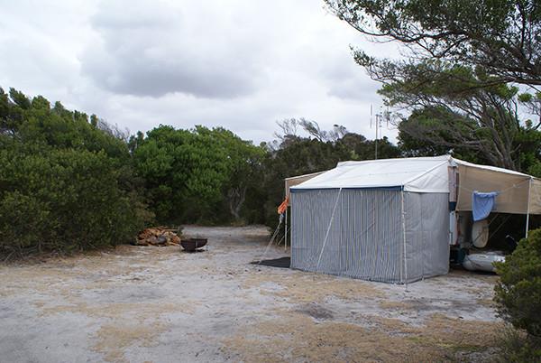 Little Musselroe Camping