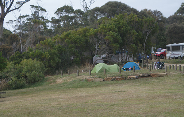 Mayfield Bay Camping