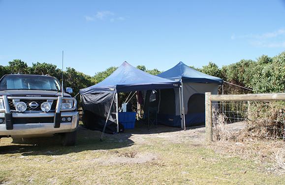 Village Green Camping