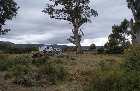 Cowpaddock Bay Camping