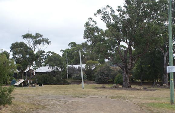 Shipwrights Point Camping