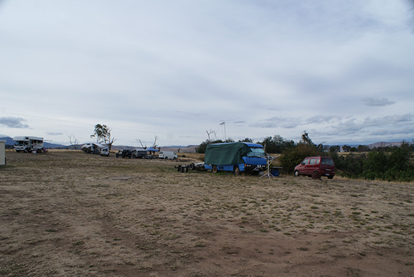 Bethune Park Camping