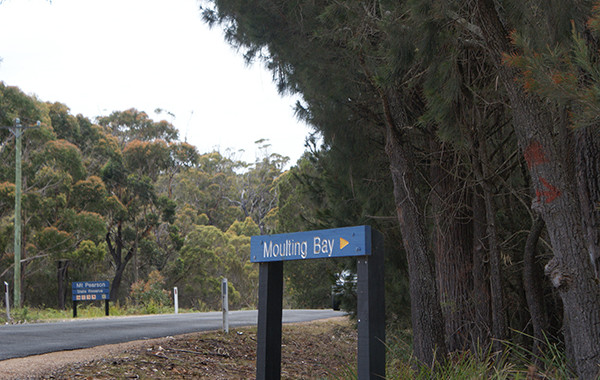 Moulting Bay Camping
