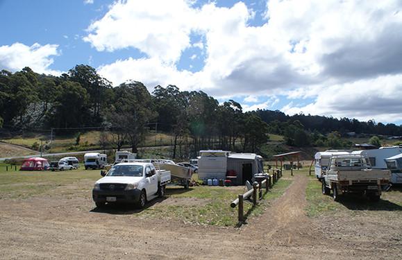 Gordon Foreshore Camping