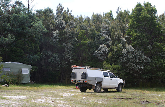 Lake Burbury Camping
