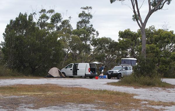 Grants Lagoon Camping