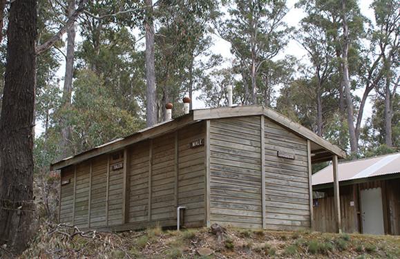 Pumphouse Bay Camping