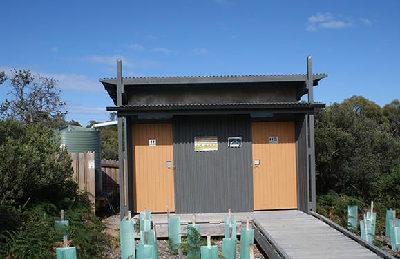 Big Waterhouse Camping