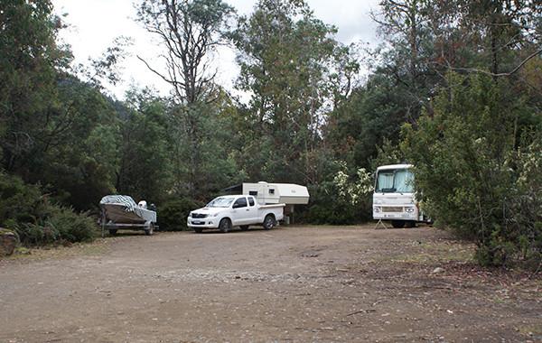 Lake Rowallan Camping