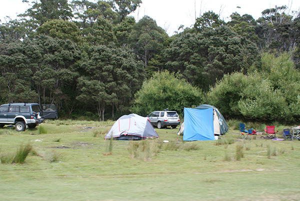 Cockle Creek Camping