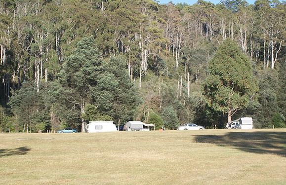 Myrtle Park Camping