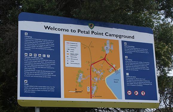 Petal Point Camping
