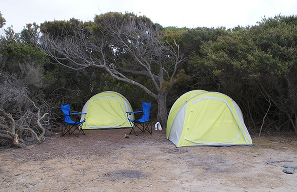 Friendly Beaches Camping