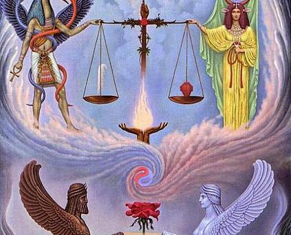Happy Equinox and Libra Season Folks! 9/22/2020