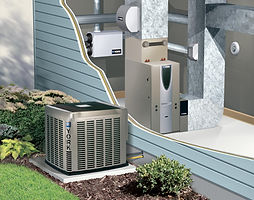 Heating and Air Conditioning - comfort