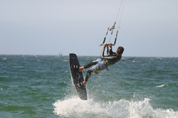 Kite surf à l'Ile d'Oléron