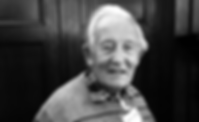 Photo of an elderly women laughing