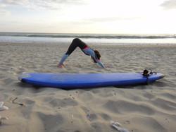 Surf à l'Ile d'Oléron