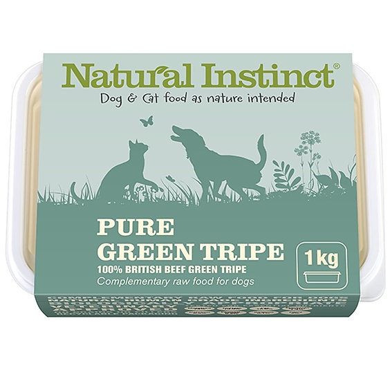 Pure green tripe