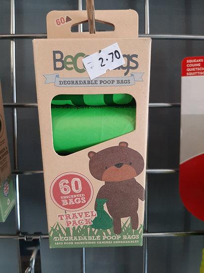 Beco poo bags 60s